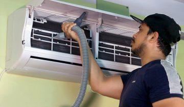 Cara gampang mencuci AC sendiri